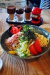 Hiyashi Chuka, $13.50:Manpuku, Chatswood. Sydney Food Blog