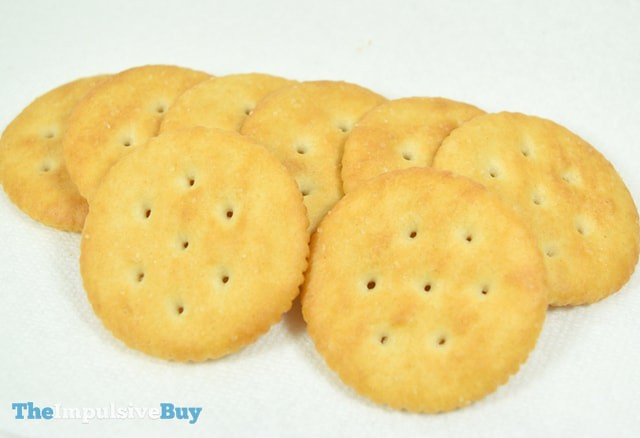 Limited Edition Ritz Ultimate Butter Crackers 2