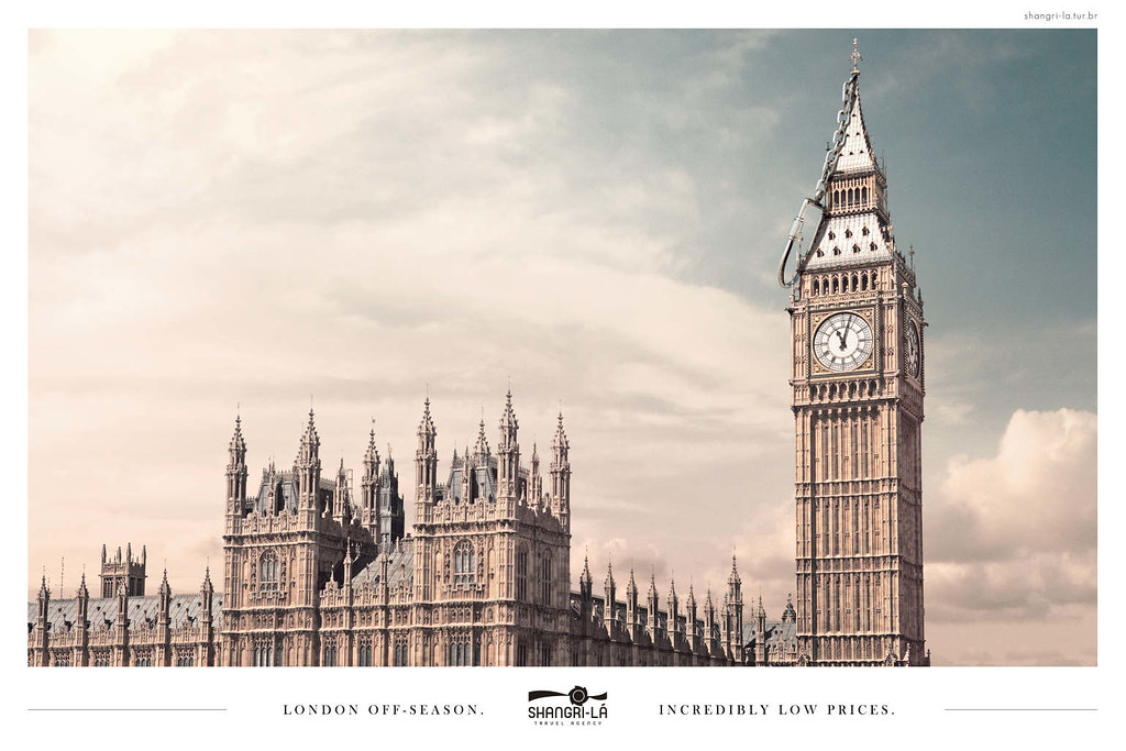 Shangri-Lá Travel Agency - London