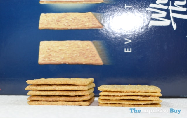 Limited Edition Even Thinner Wheat Thins 2