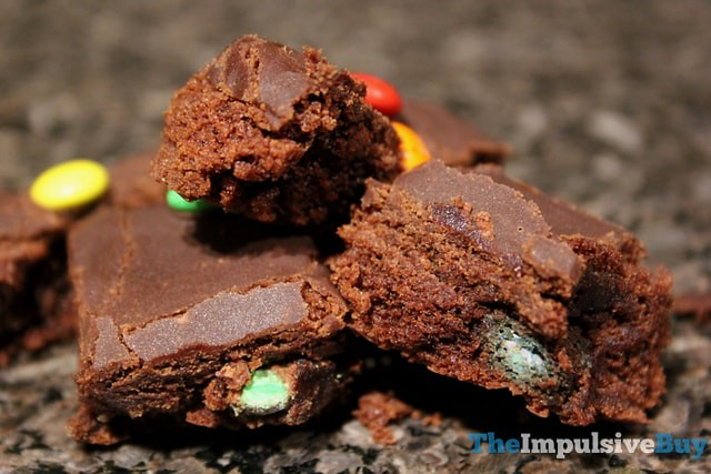 Hostess Brownies made with Milk Chocolate M&M's 3