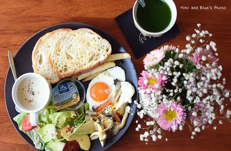 一中街早午餐迷鹿咖啡deercafe10