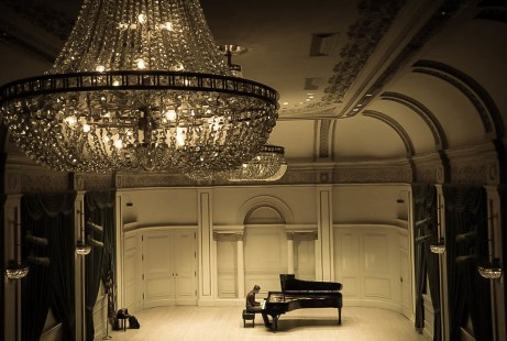 The Bachauer at Carnegie Hall
