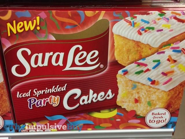 Sara Lee Banana Cake Walmart