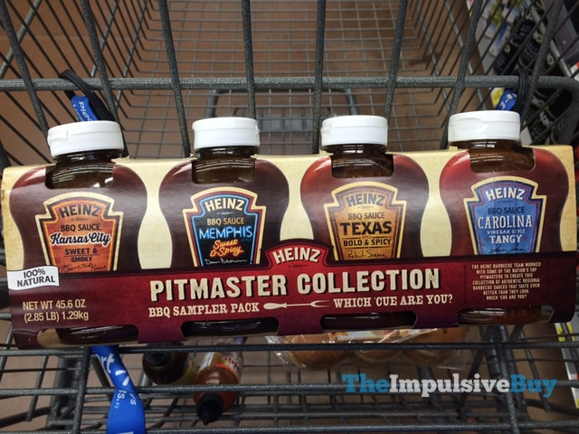 Heinz Pitmaster Collection