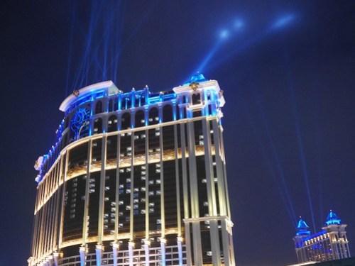 Casino Light Show