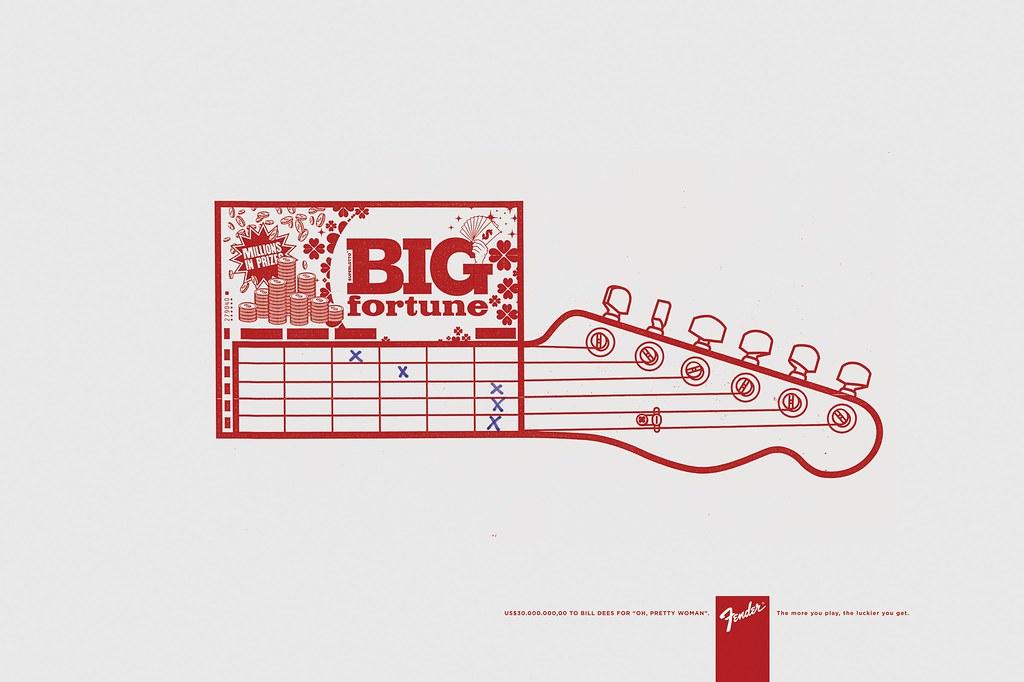 Fender - Big Fortune