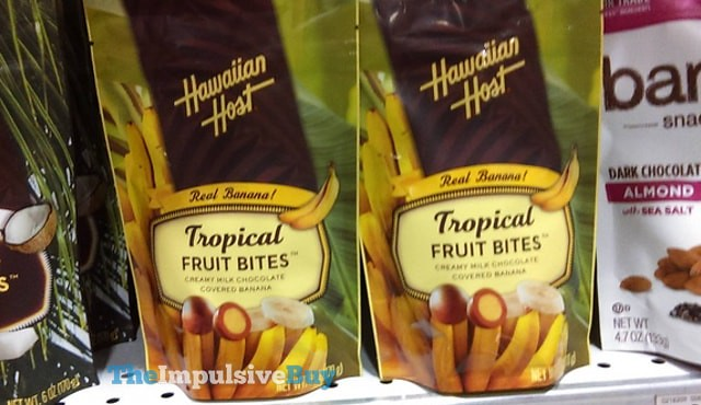 Hawaiian Host Banana Tropical Fruit Bites