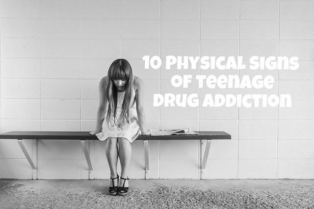 teenage drug addiction