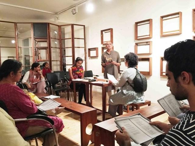 Aveek Sen on The Art of Losing, Kiran Nadar Museum of Art