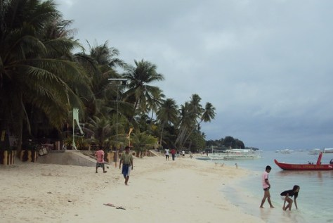 alona beach panglao bohol