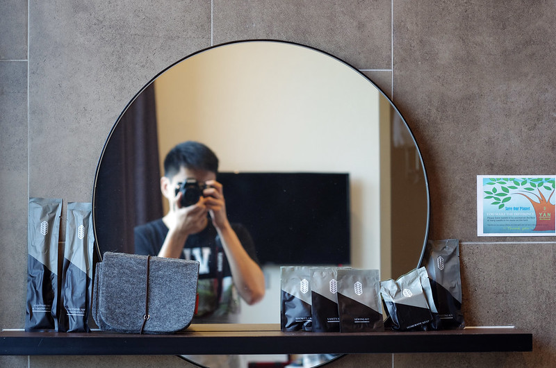 bathroom mirror hotel yan singapore
