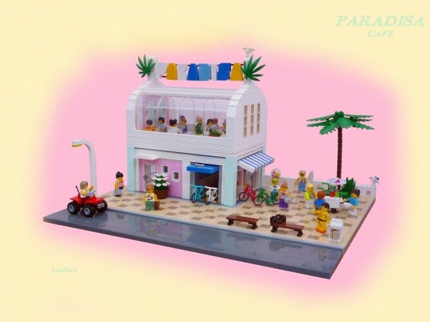 Paradisa Cafe