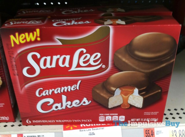 Sara Lee Caramel Cakes