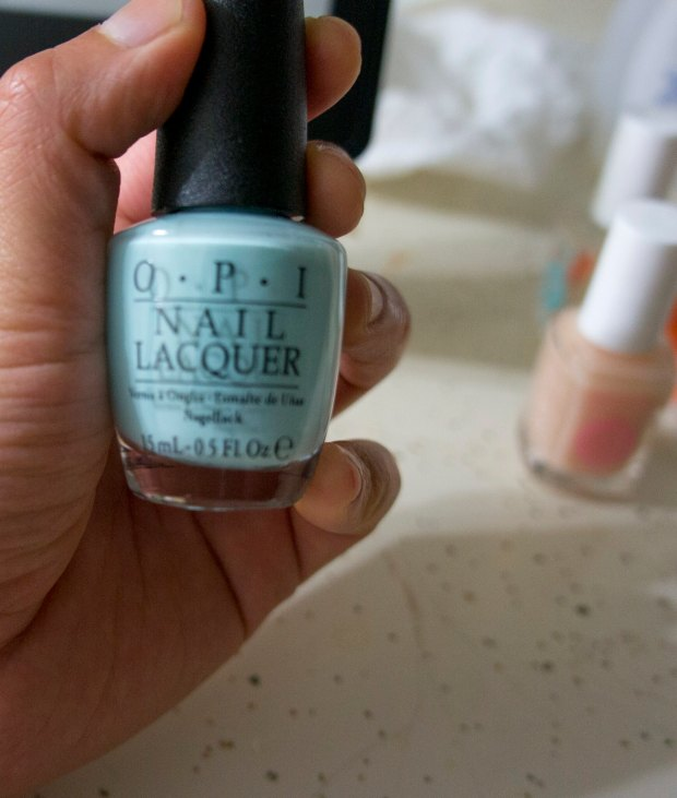 OPI Nail Polish At Home Manicure