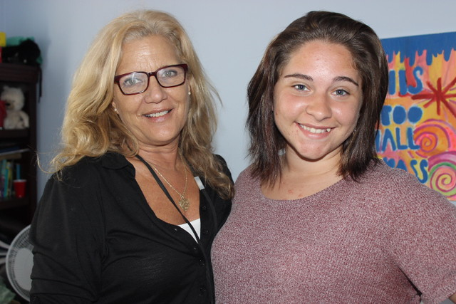 Inspirations teen shares her road to addiction recovery story thumbnail