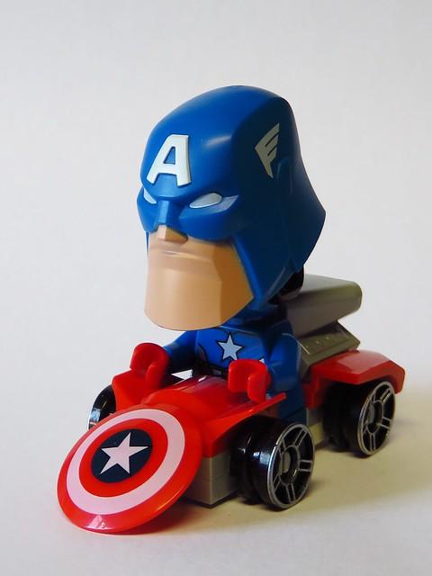 El Ego Racers Capeetan America
