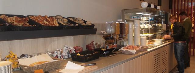 Ontbijten Oostende Mercure Hotel