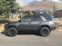 prinsu design roofrack - Page 3 - Toyota 4Runner Forum ...
