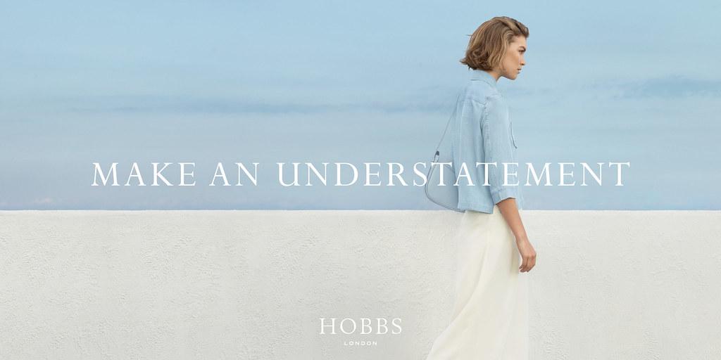 HOBBS SS16 - Make An Understatement 1