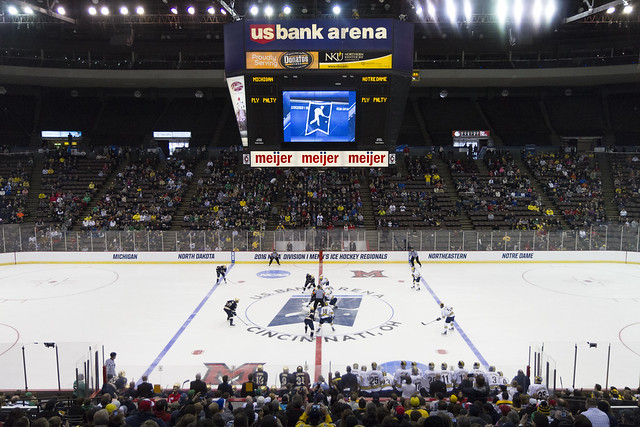 The NCAA Hockey Tournament Could Be Better mgoblog
