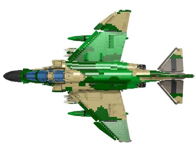 F-4C-19-MC Phantom II