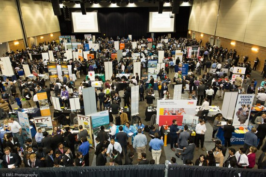 UIC Engineering Career Fair 2016