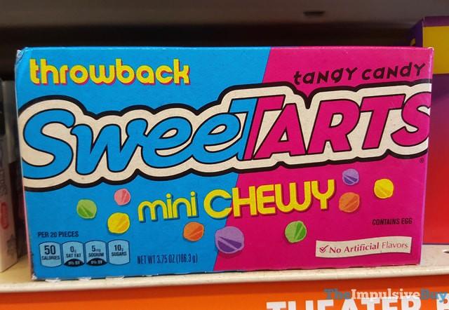 Throwback Sweetarts Mini Chewy