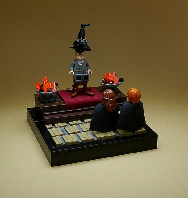 Harry Potter In Vignettes Tiny Scenes From The Wonderful