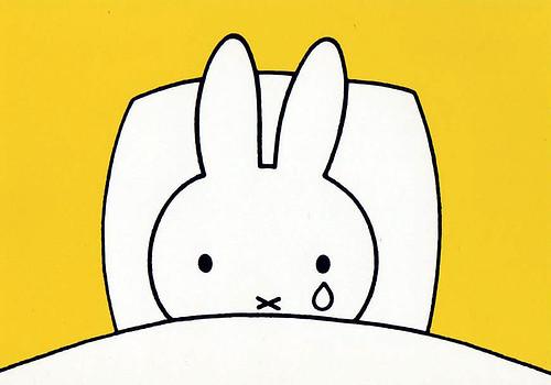 Crying Miffy
