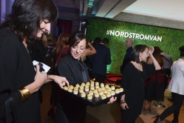 Nordstrom Vancouver Opening Reception