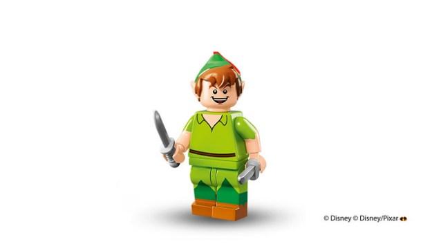 Lego Disney Minifigures Peter Pan