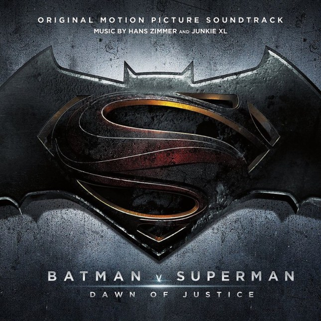 Batman v Superman Original Soundtrack