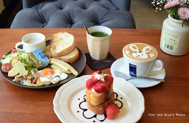 一中街早午餐迷鹿咖啡deercafe13