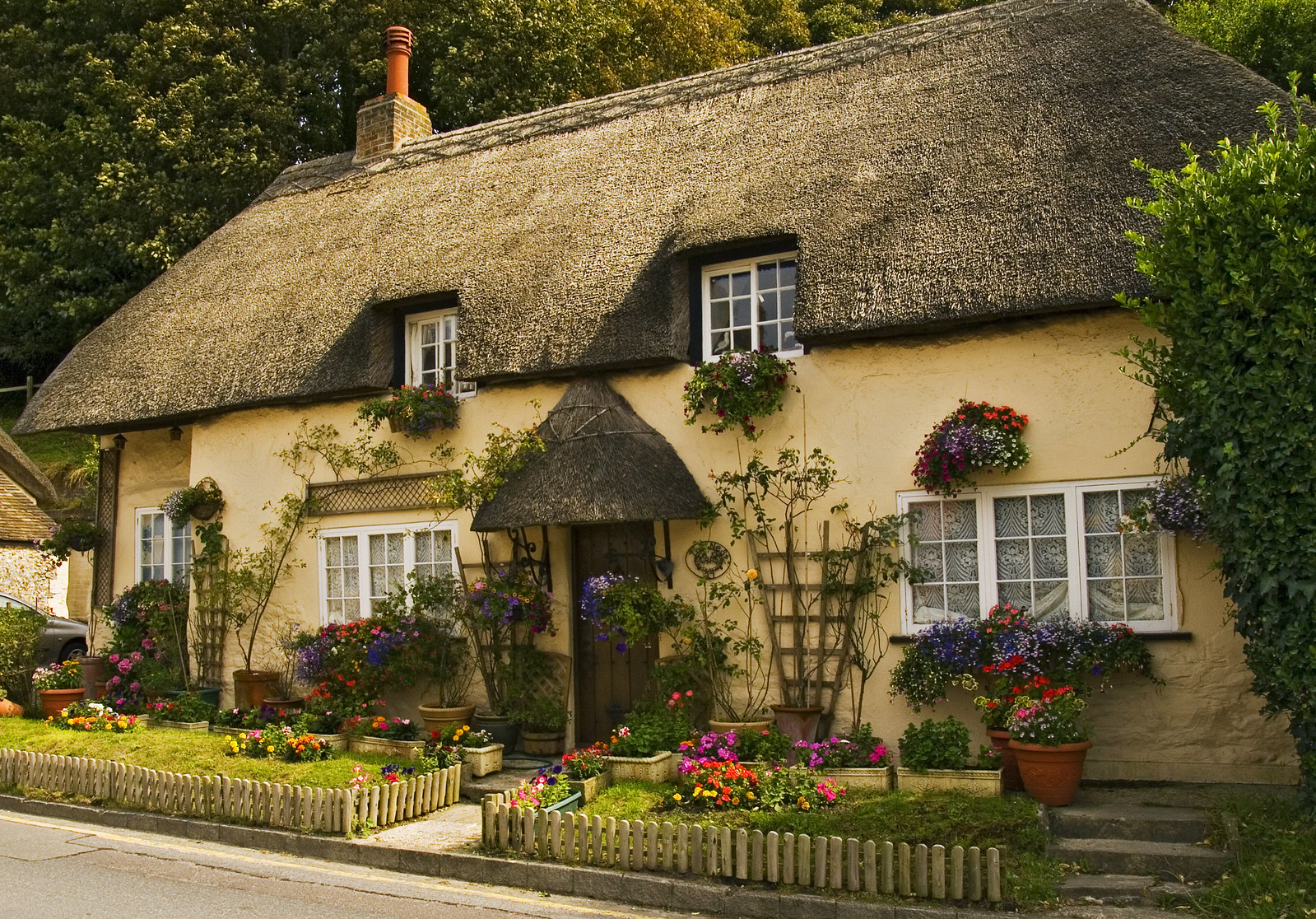 Englische Cottages 18 Gorgeous English Thatched Cottages Britain And