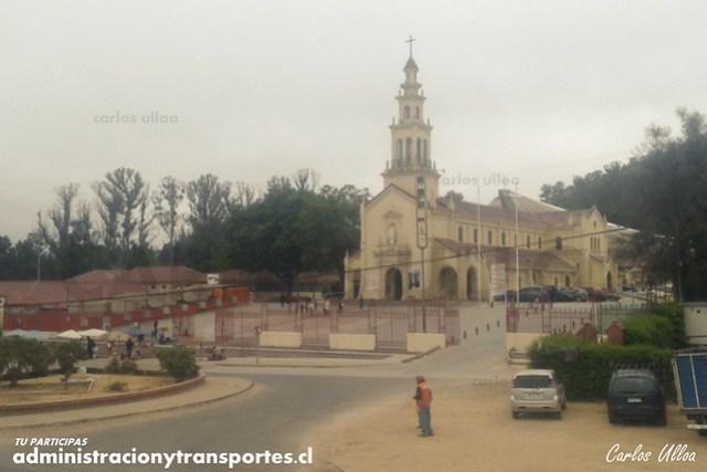 Santuario Lo Vásquez - Ruta 68 - GDVG30
