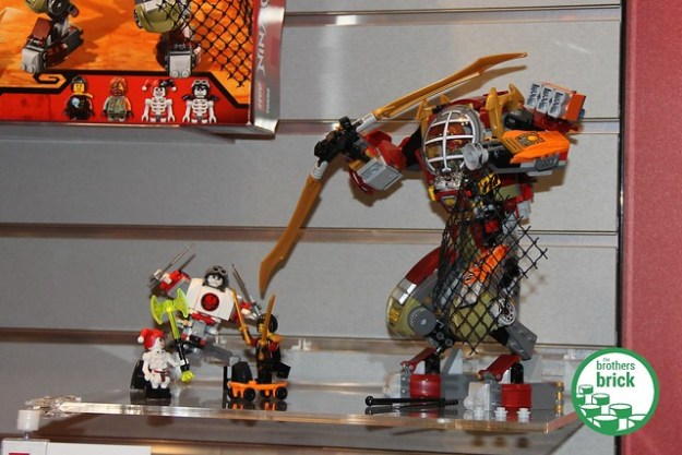 Toy Fair New York 2016: Ninjago