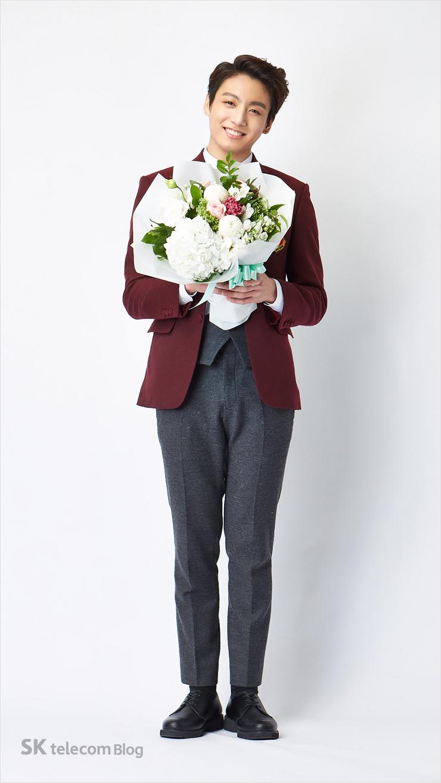 Smart Cute Boy Wallpaper Picture Bts X Sk Telecom Studio Filming Cut 160305
