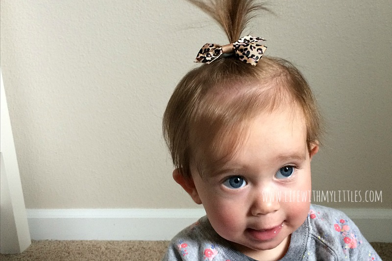 Baby And Toddler Girl Hairstyles Life With My Littles