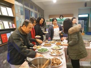 2015.12.17聖誕感恩餐會