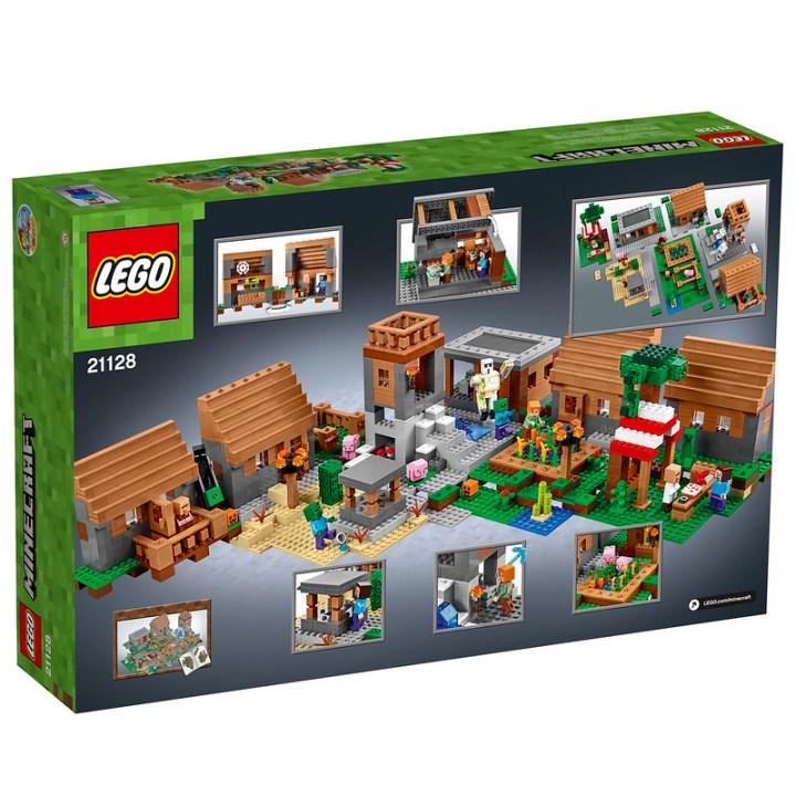 The Village - LEGO Set 21128
