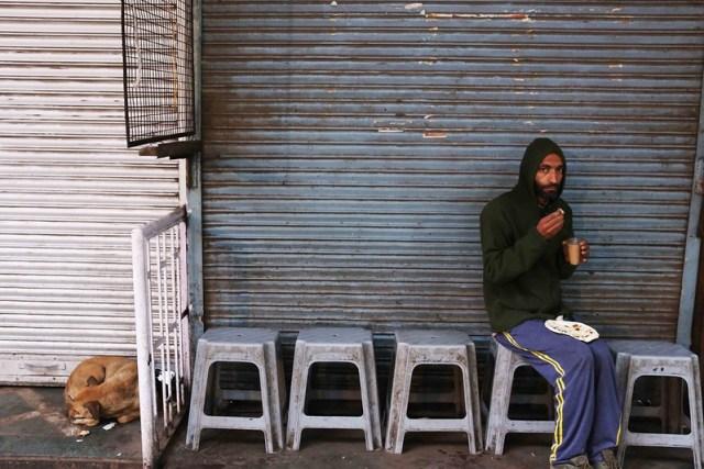 City Food - Noon Chai, Tea Stalls Around Jama Masjid