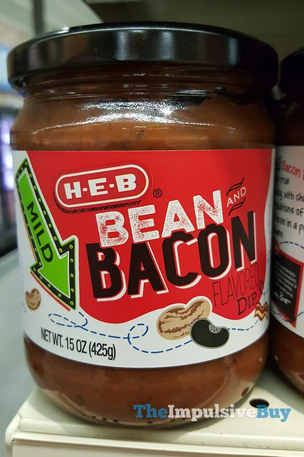 H-E-B Bean and Bacon Dip