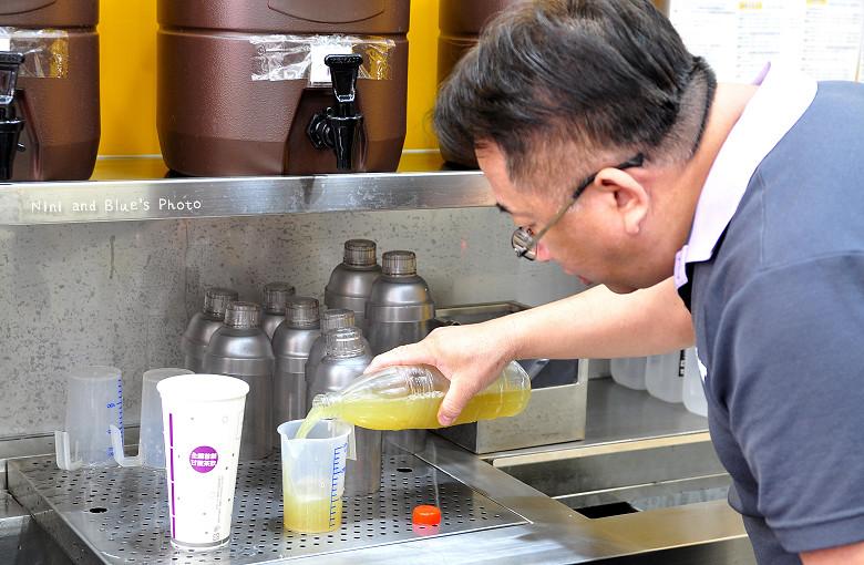 甘蔗泡茶果汁飲料11