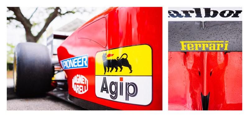 Oldschool F1 - Ferrari 412 T1B