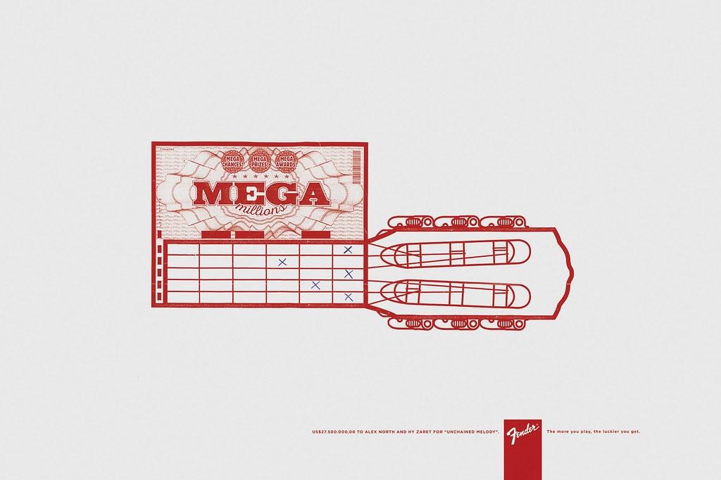 Fender - Mega Millions