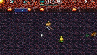 Shiren The Wanderer: The Tower of Fortune and the Dice of Fate on PS Vita