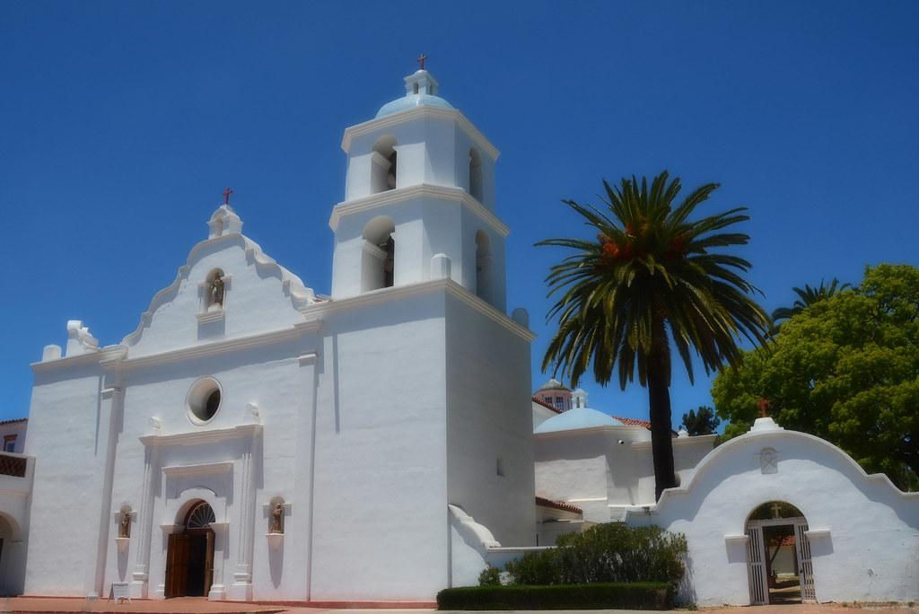 Mission San Luis Rey de Francia, Oceanside California Flickr
