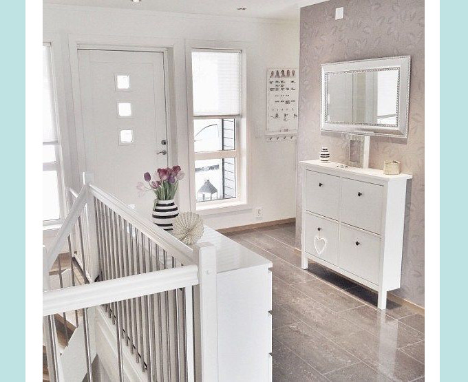 10 consejos para decorar tu recibidor y que quede de - Muebles para el hall ...