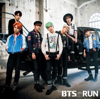 [INFO] BTS will be Released 6th Single album Run (Japanese Ver.) on March 15 [160215]